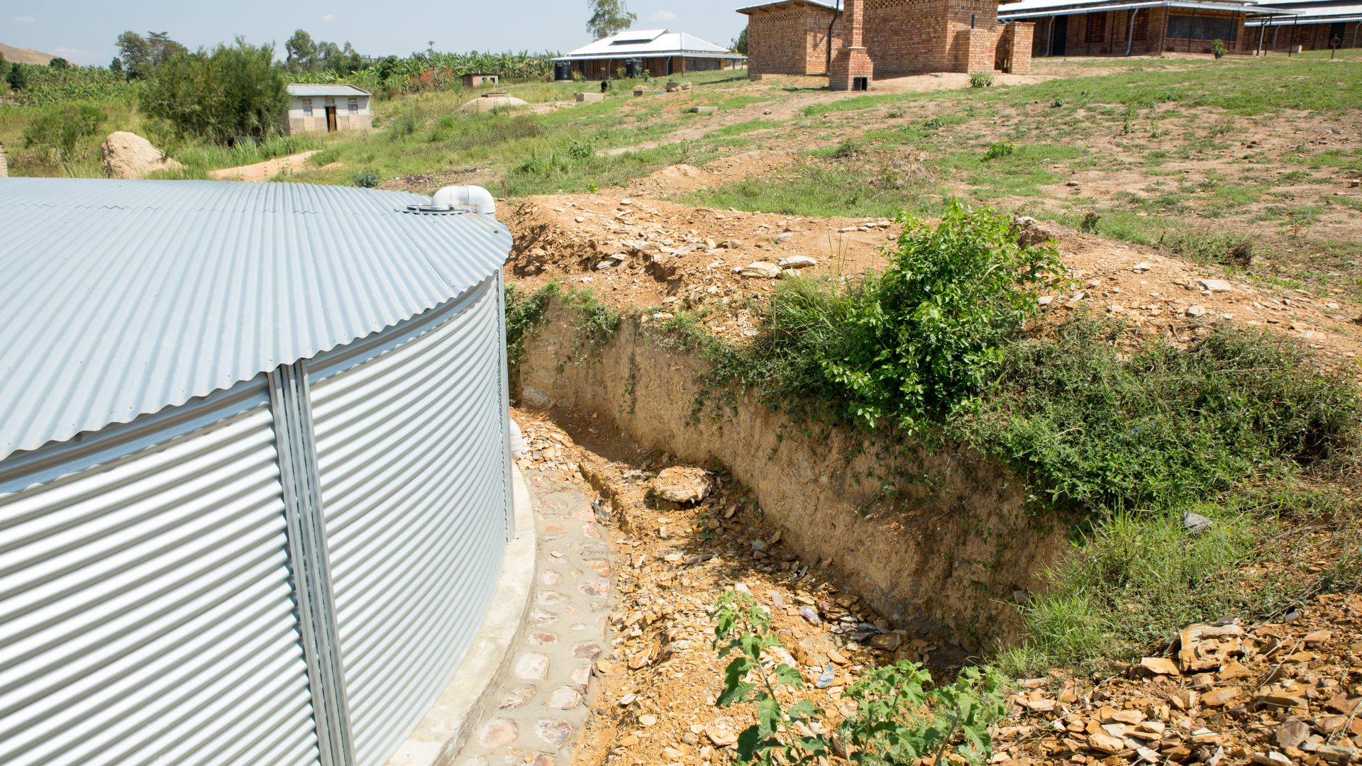 260,000L Water tank