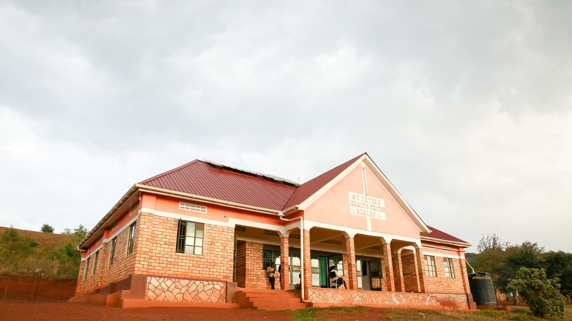Healthcare centre